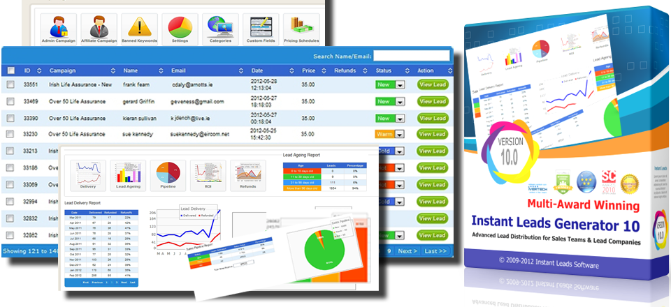 Lead Generation Software Pricing